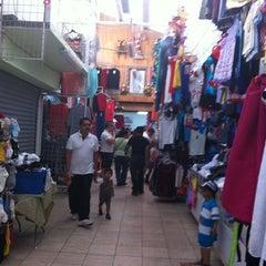 Photo taken at Mercado La Cruz by Cleanbox L. on 3/29/2013