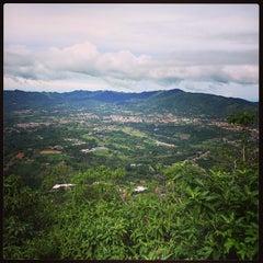 Photo taken at Cerro Espiritu Santo by Cesar P. on 6/29/2013