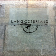 Photo taken at Langosteria 10 by Dan L. on 1/7/2013