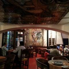 Photo taken at Restaurant & Lounge Los Azulejos by Omar V. on 4/28/2013