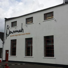 Photo taken at Benromach Distillery and Malt Whisky Centre by Morten A. on 8/4/2013