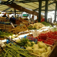 Photo taken at Mercato di Rialto by Stefano M. on 10/1/2011