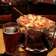 Photo taken at Shakey's Pizza by Uz M. on 3/25/2013