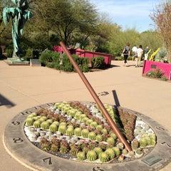 Photo taken at Desert Botanical Garden by John G S. on 3/27/2013