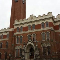 Photo taken at Kirkland Hall - Vanderbilt by Aque R. on 12/28/2013