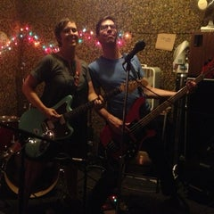Photo taken at Flood Music Studios by Marisha C. on 7/31/2014