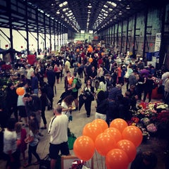 Photo taken at Eveleigh Market by Kevin R. on 3/1/2013