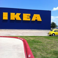 Photo taken at IKEA Houston by Eve H. on 5/1/2013