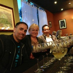 Photo taken at The WineSellar & Brasserie by Mia L. on 6/20/2013