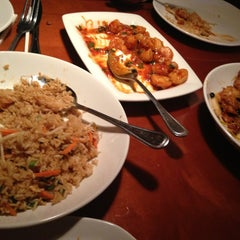 Photo taken at P.F. Chang's by Shanzé S. on 3/29/2013