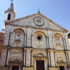 Photo taken at Pienza by Lisa T. on 7/13/2015