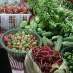 Photo taken at Pasar Perumnas by Vera O. on 3/30/2013