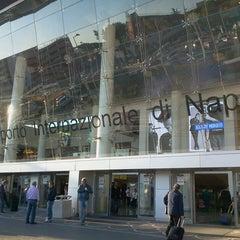 """Photo taken at Aeroporto Internazionale di Napoli Capodichino """"Ugo Niutta"""" (NAP) by Cristiano D. on 4/15/2013"""
