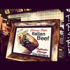 Photo taken at Hard Times Pizza by Dave M. on 11/14/2012