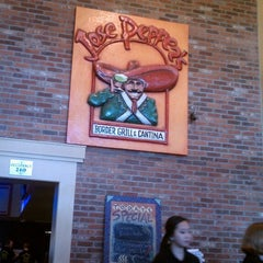 Photo taken at Jose Pepper's Border Grill and Cantina by Alyssa Q. on 5/12/2013