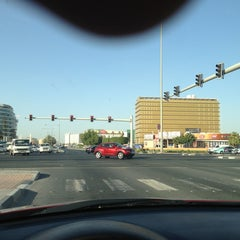 Photo taken at Ramada Intersection | تقاطع رامادا by Ameer K. on 5/18/2013