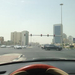 Photo taken at Ramada Intersection | تقاطع رامادا by Ameer K. on 5/29/2013