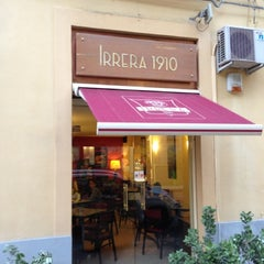 Photo taken at Pasticceria Irrera 1910 by Augusto C. on 5/15/2013