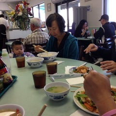 Photo taken at Kim Ky Noodle House by Tommy D. on 10/26/2013