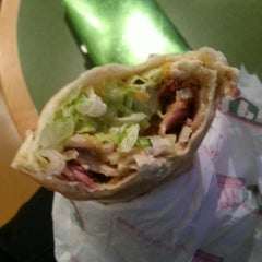Photo taken at Pita Pit by Mary S. on 10/16/2013