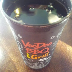 Photo taken at VooDoo BBQ & Grill by Jean Paul A. on 1/20/2013