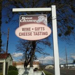 Photo taken at Rogue Creamery by Jennifer J. on 4/17/2013