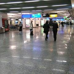 Photo taken at Terminal 1 by T K. on 11/25/2015