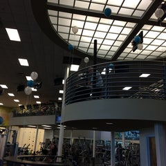 Photo taken at LA Fitness by Victor R. on 4/30/2014