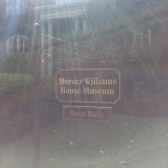 Photo taken at Mercer Williams House by Clyde B. on 4/26/2015