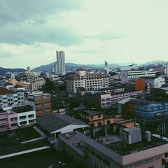 Photo taken at HatYai Central Hotel by Azry K. on 4/25/2014