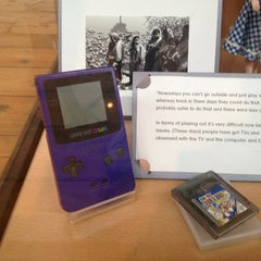 Photo taken at V&A Museum Of Childhood by Matthew P. on 5/25/2013