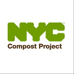 Photo taken at Socrates Park Greenmarket by NYC Recycles on 8/6/2014
