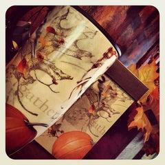 Photo taken at Cafe Boheme by Cathy B. on 10/25/2013