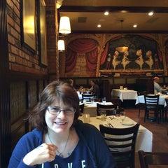 Photo taken at Barnaby's Steakhouse by Matt N. on 5/9/2014