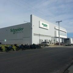 Photo taken at Schneider Electric by Darío M. on 5/16/2014