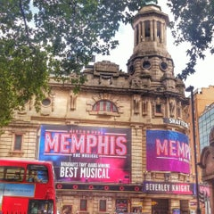 Photo taken at Memphis - the Musical by Jason V. on 8/12/2015