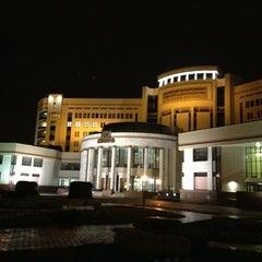 Photo taken at Шуваловский корпус МГУ by 🎀 Olesya . on 9/2/2013