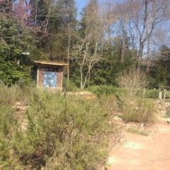 Photo taken at North Carolina Botanical Gardens by Francine S. on 3/30/2013