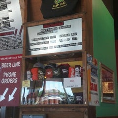 Photo taken at Fuzzy's Taco Shop by Matt P. on 7/27/2013
