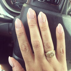 Photo taken at RM Nails by Anissa S. on 10/18/2014