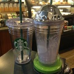 Photo taken at Starbucks by Stefani T. on 7/29/2013