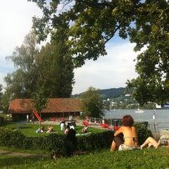 Photo taken at Richard Wagner FKK by Andi C. on 9/11/2011