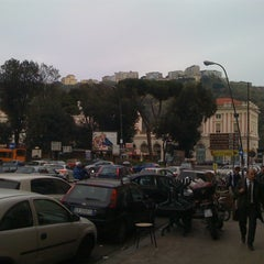 Photo taken at Piazzale Tecchio by Gianluigi V. on 4/2/2012