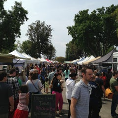 Photo taken at OC Great Park Farmers Market by Timothy A. on 4/7/2013