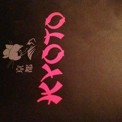 Photo taken at Kyoto restaurant by Chua K. on 5/20/2013