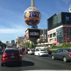 Photo taken at The Las Vegas Strip by Liz E. on 5/24/2013