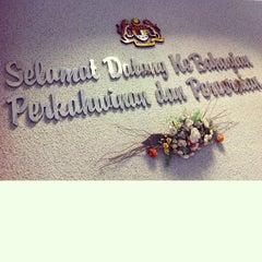 Photo taken at Bahagian Perkahwinan dan Penceraian by Vic D. on 6/4/2013