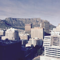 Photo taken at The Westin Cape Town by Aidan K. on 8/2/2015