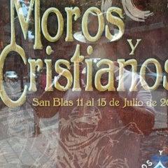 Photo taken at Barrio de San Blas by Angel M N. on 7/12/2013