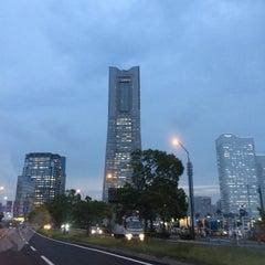 Photo taken at 横浜市 (Yokohama City) by nyamn on 8/29/2014